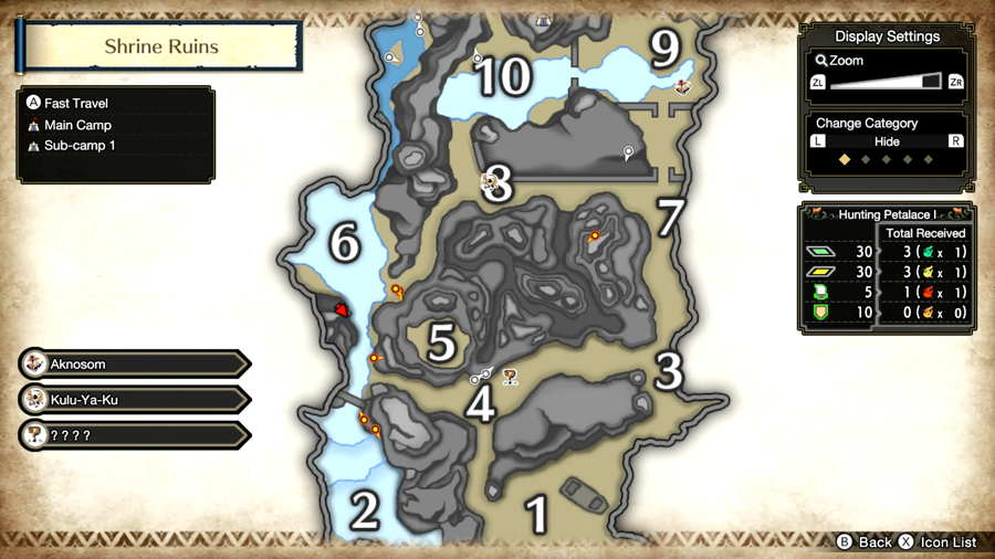 Where To Find Iron Ore In Monster Hunter Rise 3