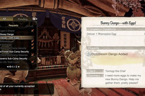 Where To Find The Rhenoplos Egg In Monster Hunter Rise