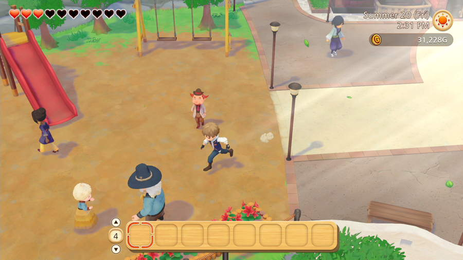 story-of-seasons-pioneers-of-olive-town game review
