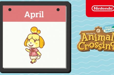 Animal Crossing: New Horizons April Update Detailed