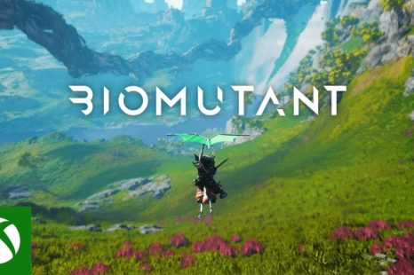 New Biomutant Trailer Details World