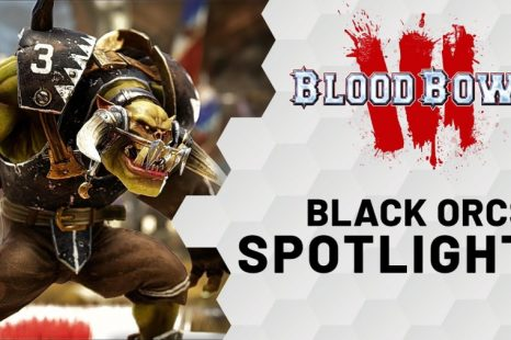 Blood Bowl 3 Gets Black Orcs Trailer