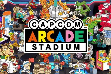 Capcom Arcade Stadium Additional Features Coming May 25