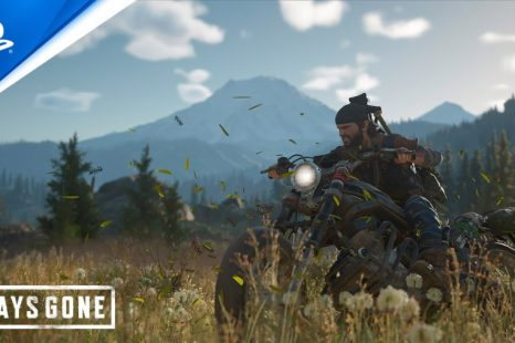 Days Gone Gets PC Features Trailer