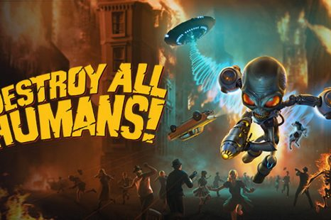 Destroy All Humans! Coming to Nintendo Switch June 29