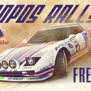 Free Tropos Rallye This Week in GTA Online