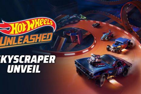 Hot Wheels Unleashed Gets Skyscraper Gameplay Video