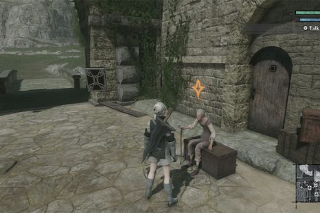 How To Get A Mount In NieR Replicant Ver1.22