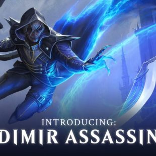 Magic: Legends Getting Dimir Assassin Class