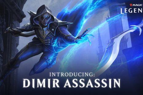 Magic: Legends Getting Dimir Assassin Class
