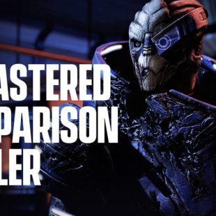 Mass Effect Legendary Edition Gets Comparison Trailer