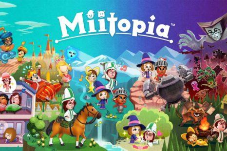 Miitopia Gets Overview Trailer