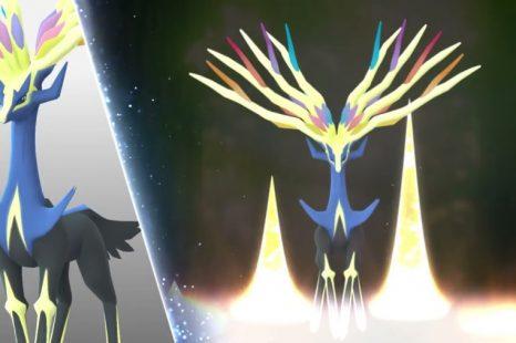 Xerneas Coming to Pokémon GO