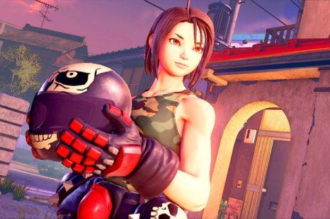 Street Fighter V Akira Kazama Teaser Released