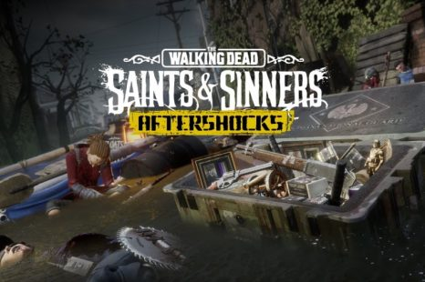 The Walking Dead: Saints & Sinners The Aftershocks Update Coming May 20