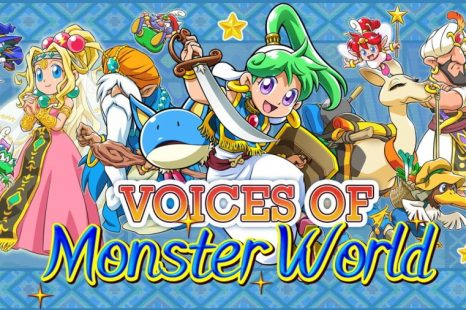 Wonder Boy: Asha in Monster World Gets Voices Trailer