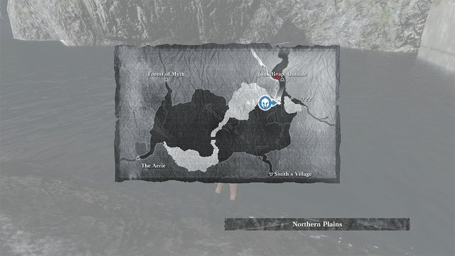 Where To Catch Rainbow Trout In NieR Replicant