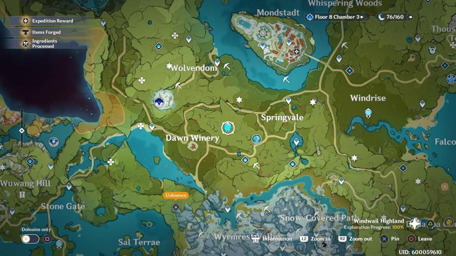 Where To Find Birch Wood In Genshin Impact 1 3