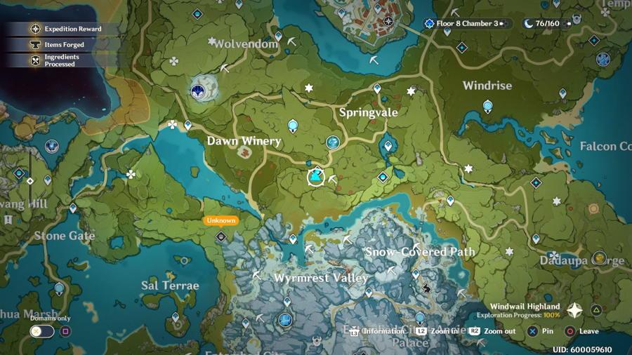 Where To Find Birch Wood In Genshin Impact 1
