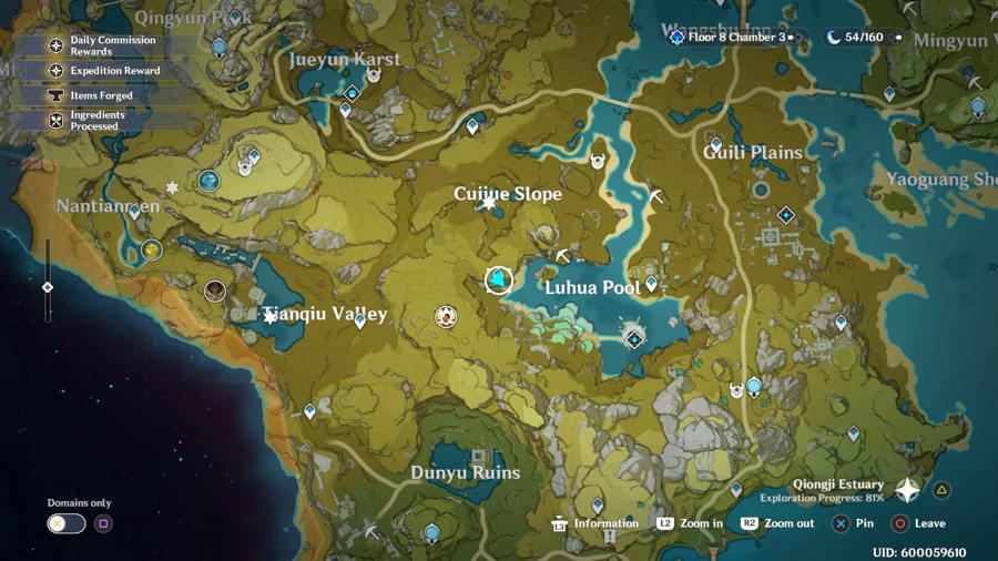 Where To Find Sandbearer Wood In Genshin Impact 3
