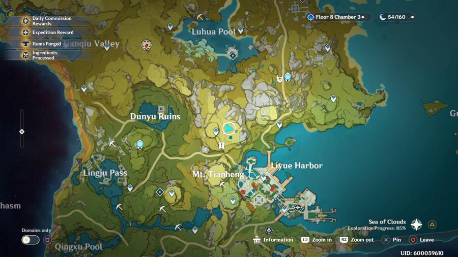 Where To Find Sandbearer Wood In Genshin Impact 4