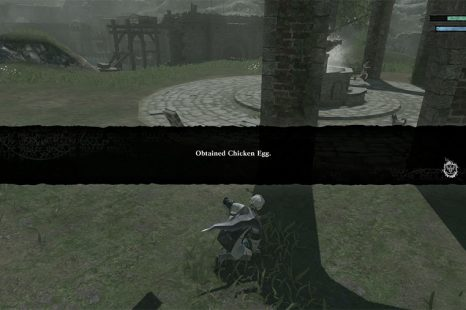 Where To Find The Chicken Egg In NieR Replicant Ver1.22
