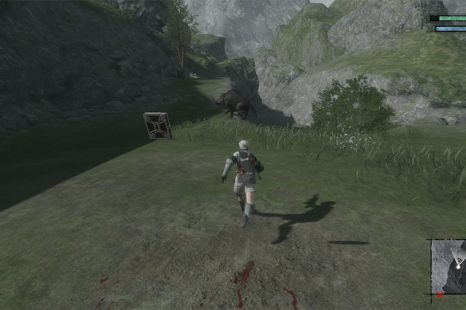 Where To Find The Wild Boar In NieR Replicant Ver1.22