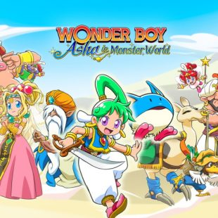 Wonder Boy: Asha in Monster World Gets New Trailer