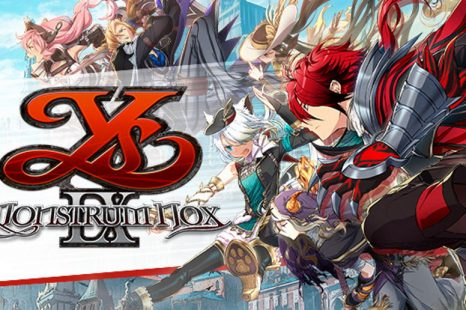 Ys IX: Monstrum Nox Coming to Nintendo Switch and PC July 6