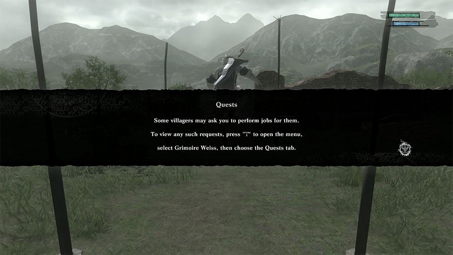 unlocked side quests