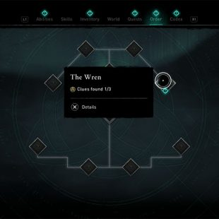 AC Valhalla Wrath of the Druids Children Of Danu Order Clues Guide
