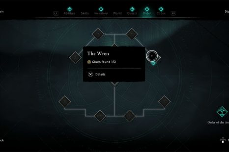 AC Valhalla Wrath of the Druids Children Of Danu Order Clues Guide
