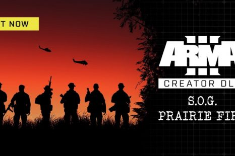 Arma 3 Creator DLC Now Available