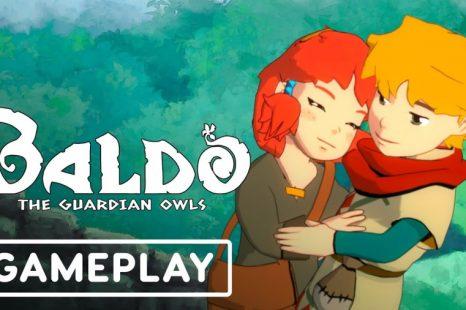 New Baldo Gameplay Footage Released