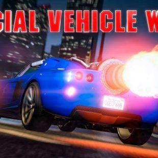 Double Rewards on Special Vehicle Work This Week in GTA Online