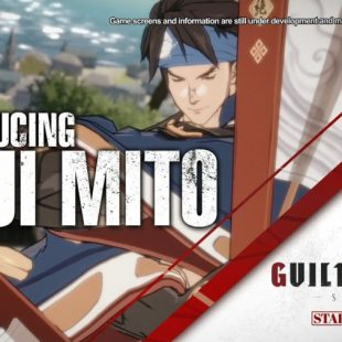 Guilty Gear -Strive- Anji Mito Starter Guide Released