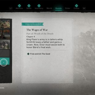 How To Find And Kill The Seed In Assassin's Creed Valhalla Wrath Of Druids