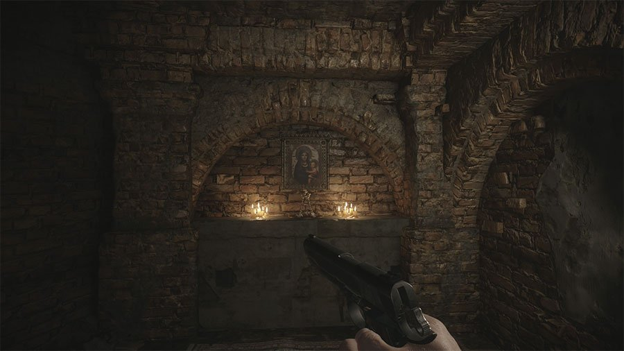 How To Get The Treasure Under The Stronghold In Resident Evil Village