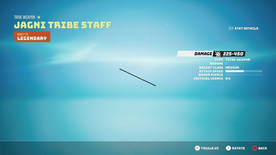 Jagni Staff