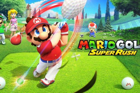 Mario Golf: Super Rush Gets Overview Trailer