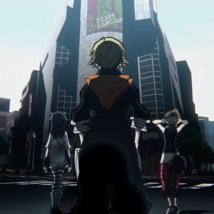 NEO: The World Ends with You Opening Movie Released