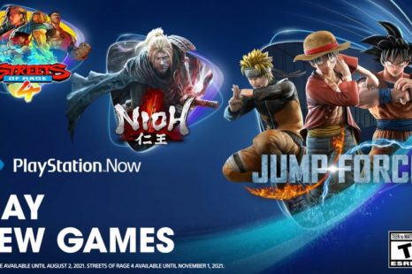 PlayStation Now Games for May 2021 Detailed