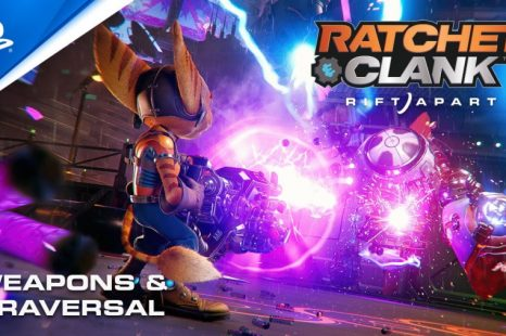 Ratchet & Clank: Rift Apart Gets Weapons & Traversal Trailer
