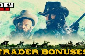 Trader Bonuses This Week in Red Dead Online