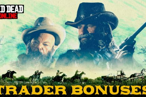 Trader Bonuses This Week in Red Dead Online