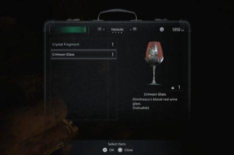 Resident Evil Village Treasure Location Guide
