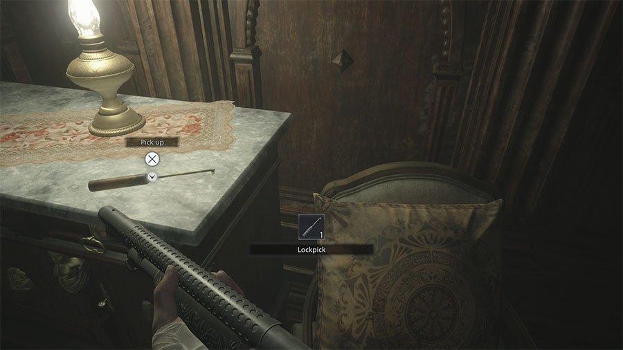 Resident Evil 8 Village Lockpick Locations Guide