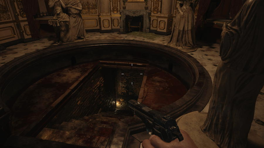 Resident Evil 8 Ablution Statue Puzzle Guide