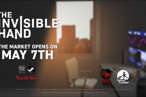 The Invisible Hand Now Available