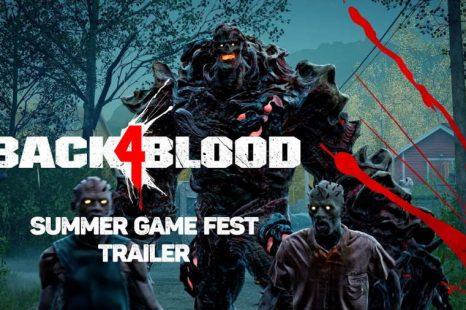 Back 4 Blood Gameplay Trailer Released